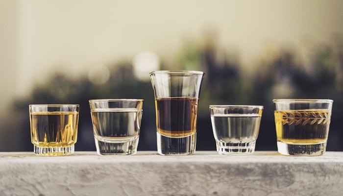 Types of alcohol - DNAfit Blog