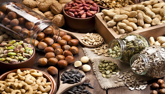 Nuts and seeds | DNAfit Blog
