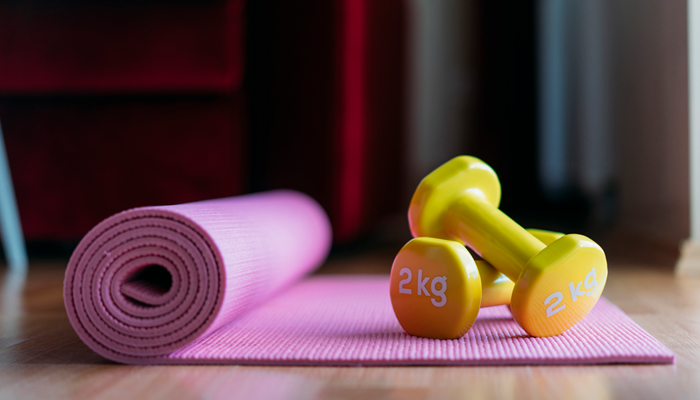 Unused gym equipment | DNAfit Blog
