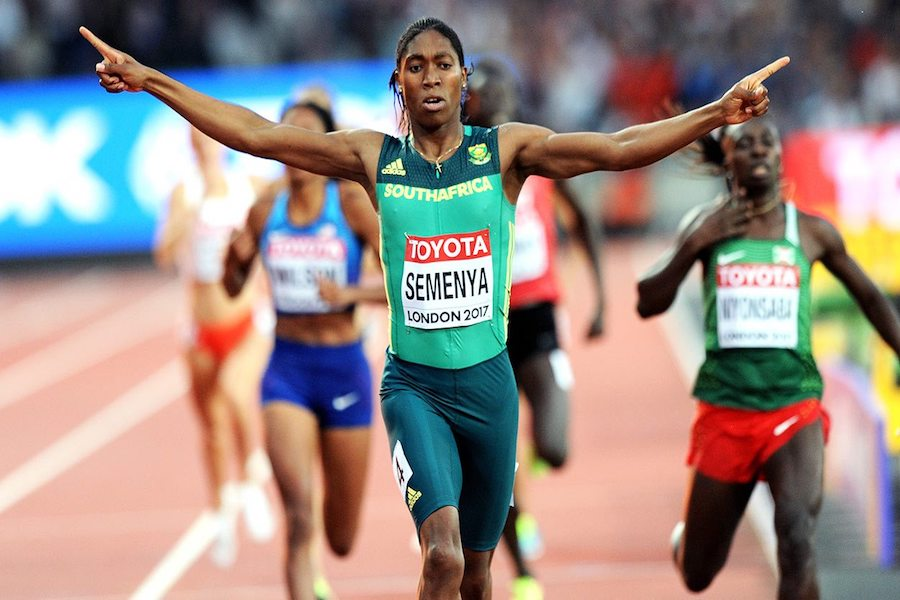 Caster Semenya London 2017 800m   DNAfit Blog