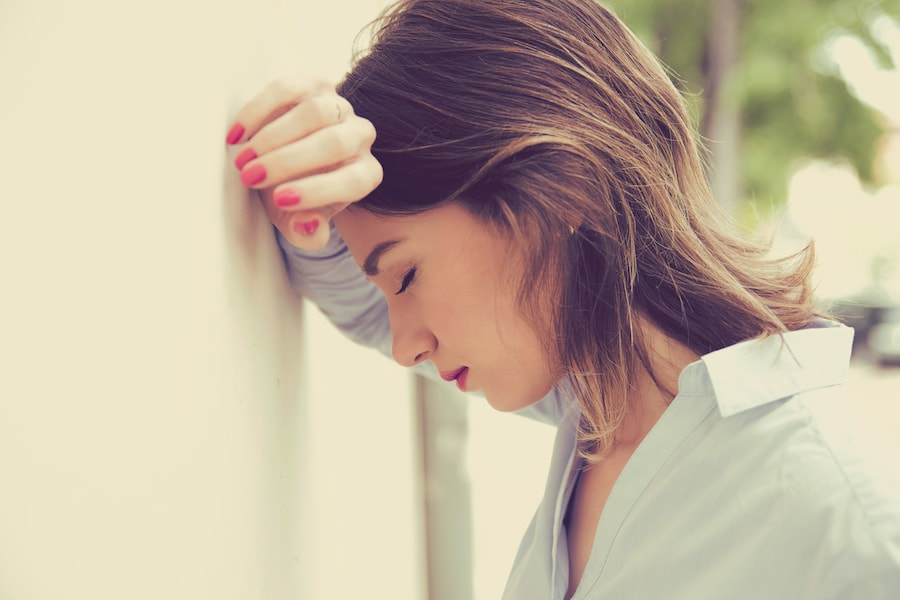 Woman feeling depressed | DNAfit Blog