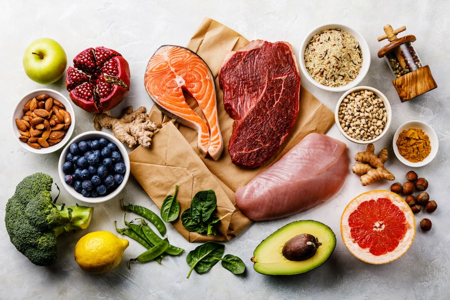 Types of protein | DNAfit Blog