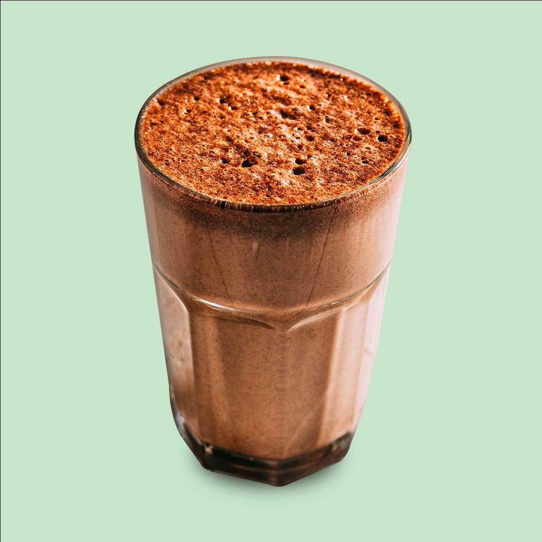 Chocolate smoothie_1