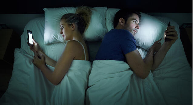 Are smartphones sabotaging our sleep