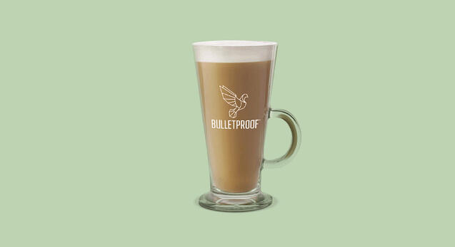 Biohacking Bulletproof coffee with a genetically high fat or caffeine sensitivity