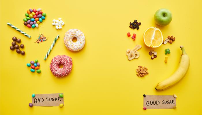 Good vs bad sugar