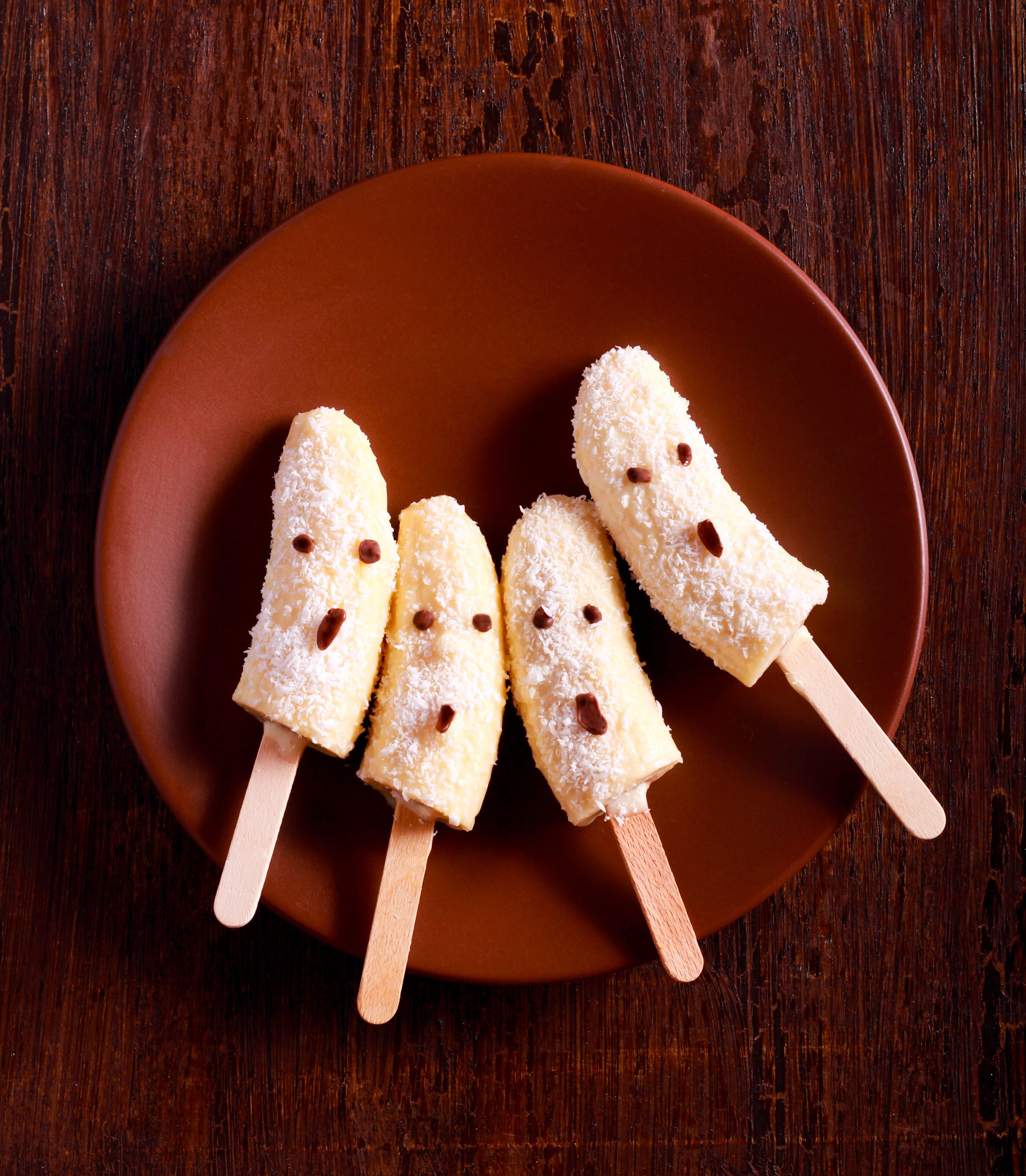 Halloween frozen boo-nana | DNAfit Blog