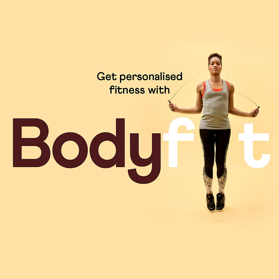 Get your personalised fitness plan with DNAfit