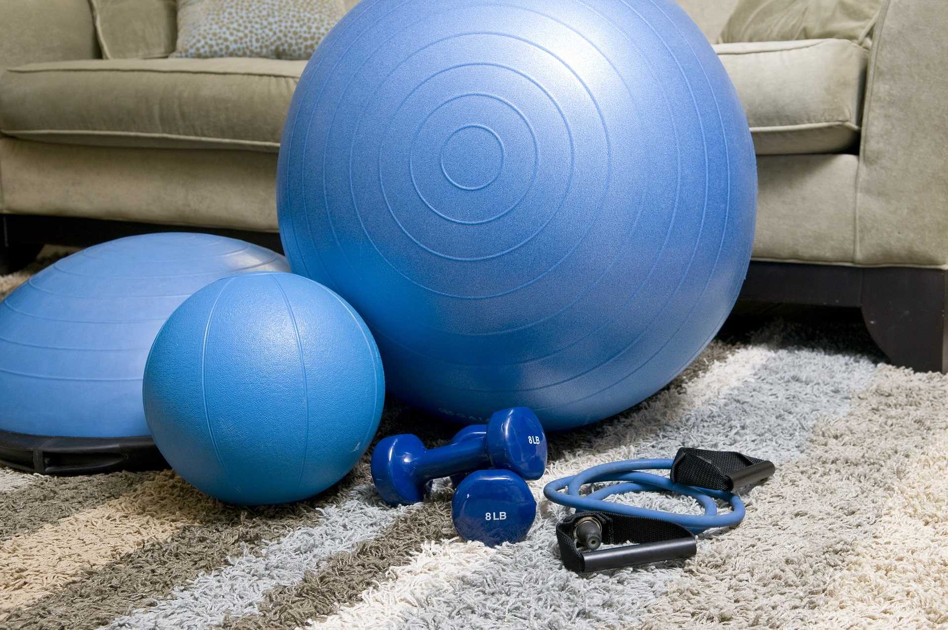 Home-based HIIT